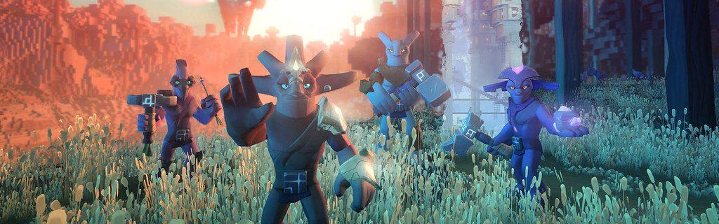 El gigantesco universo abierto de Boundless llega a PS4