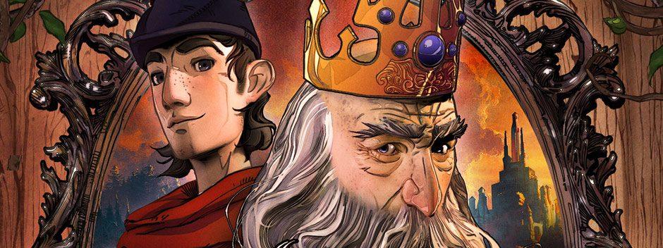 Juegos PlayStation Plus Diciembre 2015: Gauntlet, King's Quest y más