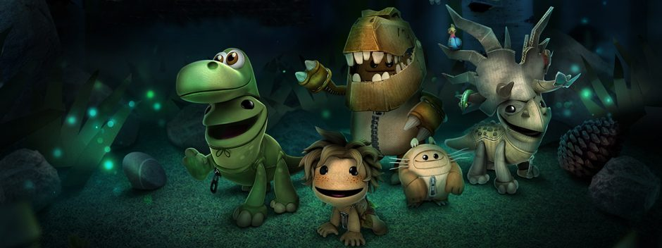 Esta semana llegan a LittleBigPlanet 3 The Good Dinosaur y el contenido descargable de Mirror's Edge