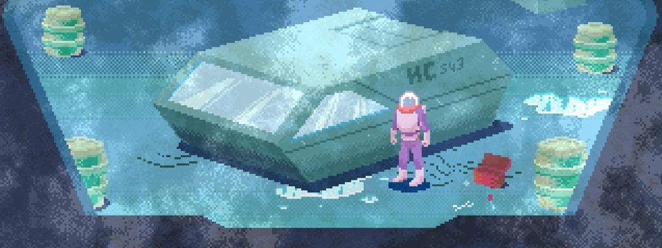 Alone With You – Detallado avance de este juego de ciencia ficción, aventura y romance