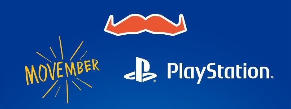 PlayStation y Movember unidos una vez más