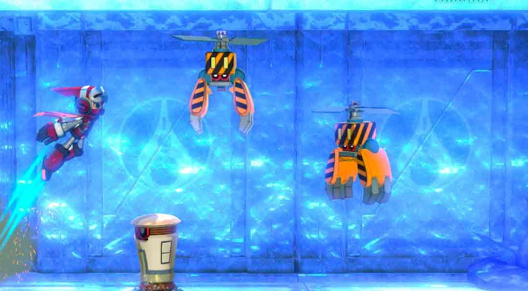 Mighty No. 9 – Nuevo tráiler del juego y modos de dos jugadores en detalle