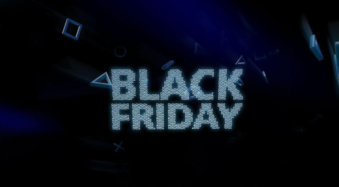 Black Friday PlayStation – Descubre todos los descuentos incluidos en esta promoción