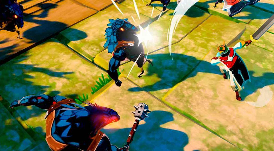 Stories: The Path of Destinies para PS4 – Echa un vistazo a su nuevo tráiler