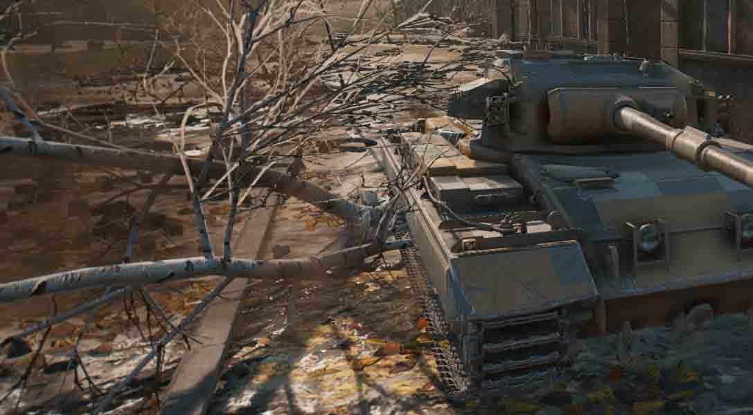 La beta abierta de World of Tanks llega a PS4 el mes que viene