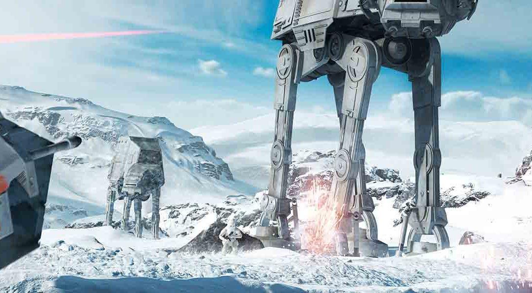 Star Wars Battlefront – El increíble juego de DICE llega la semana que viene