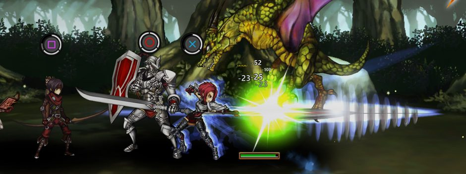 El RPG Fallen Legion estará disponible para PS4