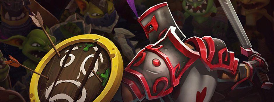 Dungeon Defenders II añade modos y recompensas y aumenta el nivel máximo