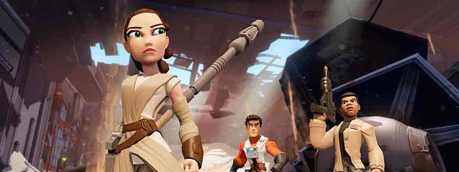 Disney Infinity 3.0: Play Without Limits estrena el Play Set de El despertar de la Fuerza