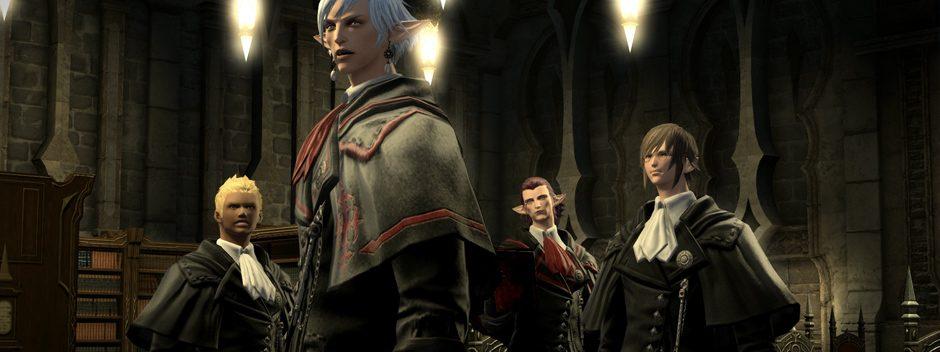 Ya está aquí el último parche para Final Fantasy XIV, acompañado de 96 horas gratis de juego