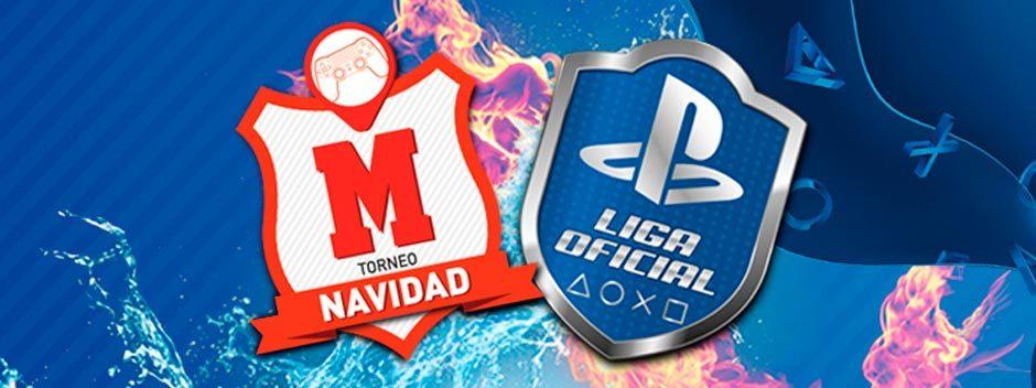 Liga Oficial PlayStation estas navidades: La final del Torneo Marca