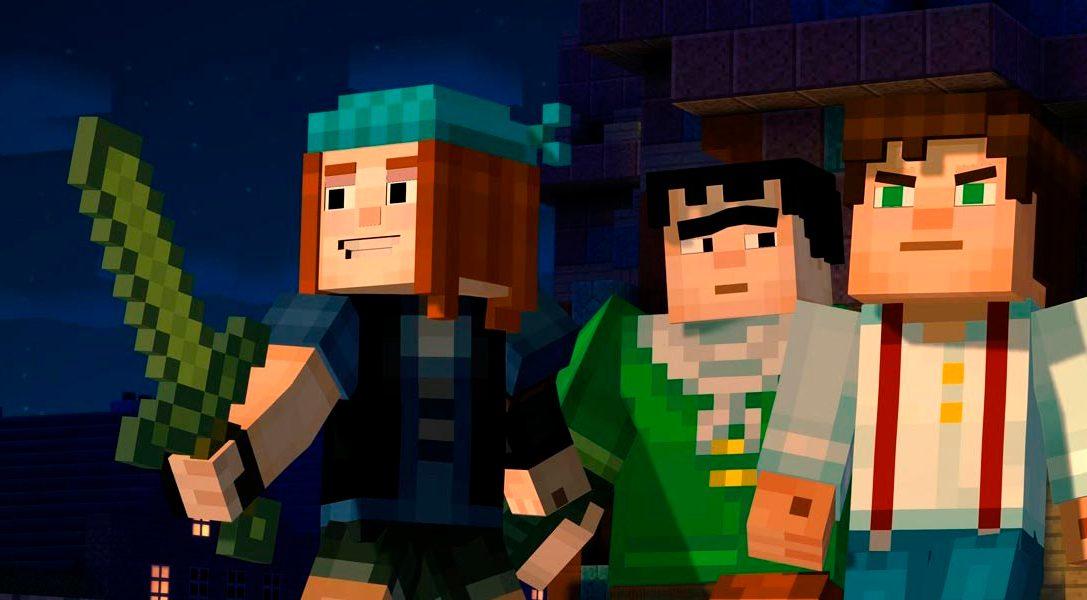 Lo último en PlayStation Store: Hatoful Boyfriend: Holiday Star, Minecraft: Story Mode y mucho más…