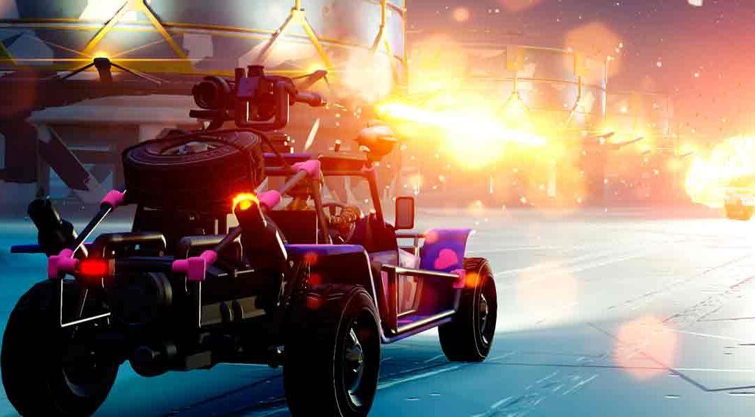 Hardware: Rivals se pondrá en marcha para PS4 el mes que viene