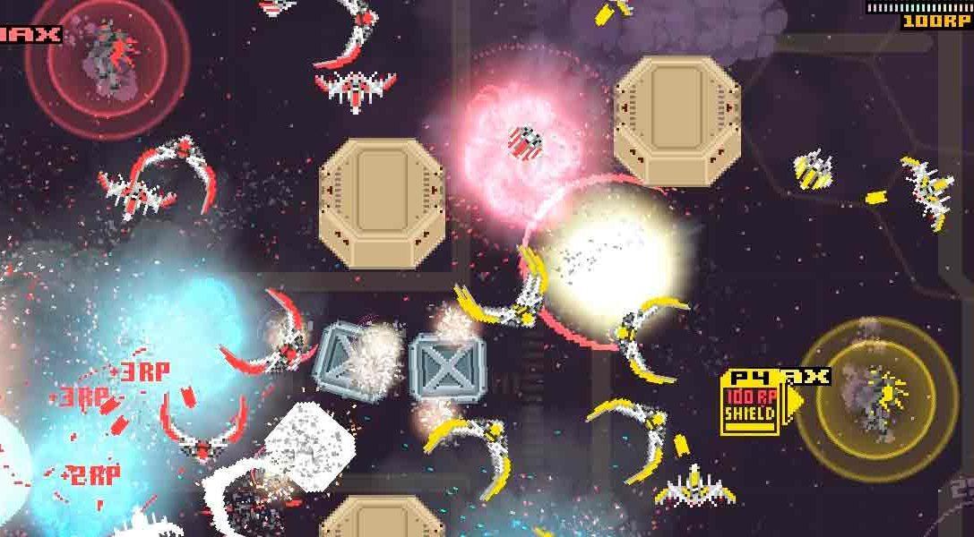 Stardust Vanguards llega el mes que viene a PS4