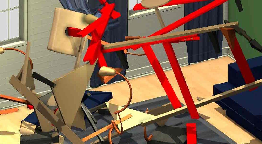 El simulador de montaje de muebles Home Improvisation llega a PS4