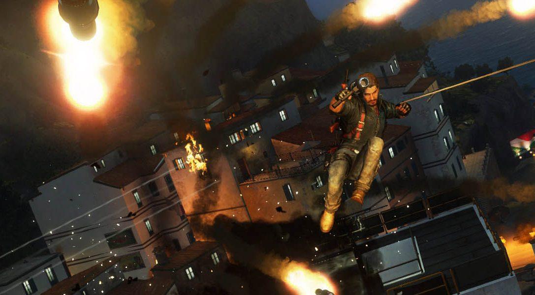 Lo último en PlayStation Store – Just Cause 3, Rainbow Six Siege y más