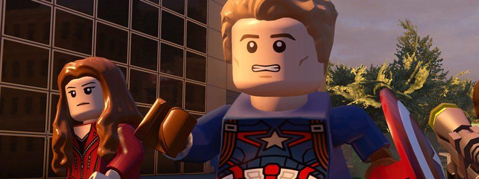 DLCs de Capitán América: Civil War y Ant-Man llegarán gratis a LEGO Marvel Vengadores