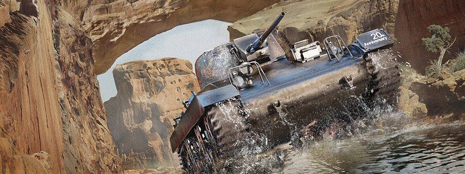 Comienza el segundo fin de semana de la versión beta de World of Tanks