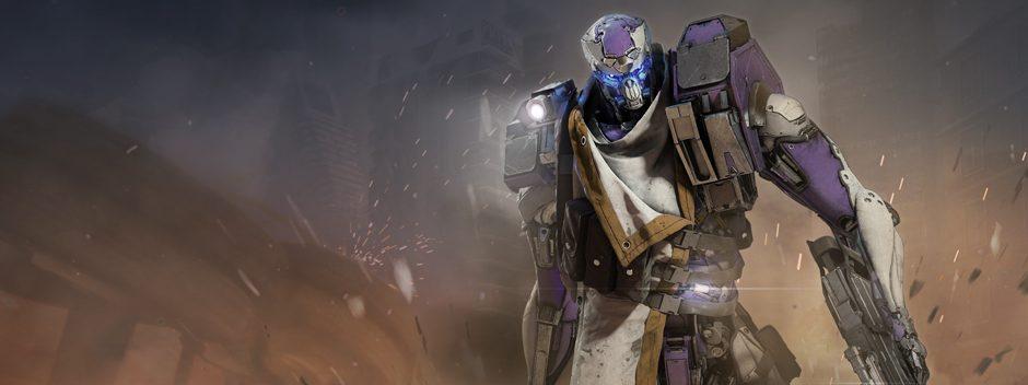 Livelock – Este shooter cooperativo llegará a PlayStation 4 en 2016