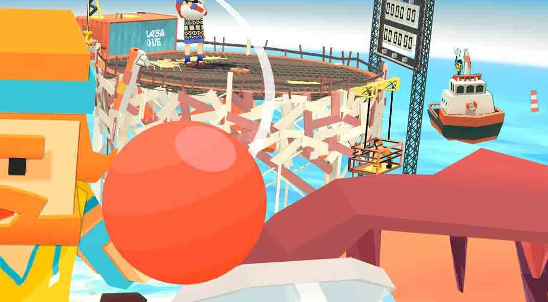 Stikbold! A Dodgeball Adventure anunciado para PS4