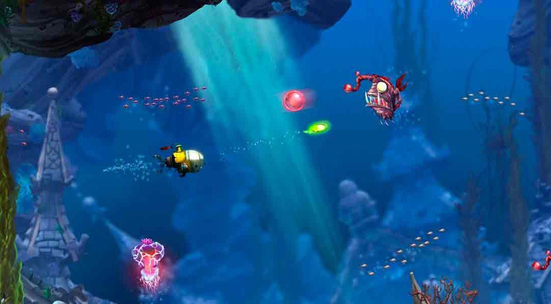 Insomniac Games anuncia Song of the Deep, una aventura acuática para PS4