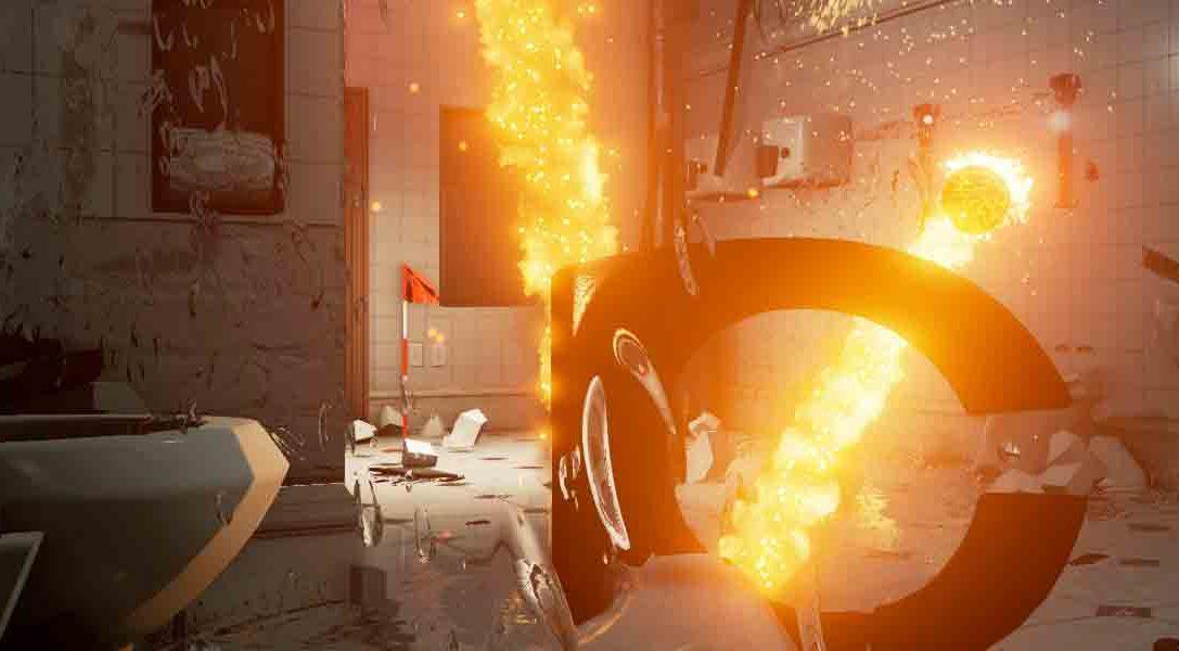 Los desarrolladores de Burnout anuncian Dangerous Golf para PS4