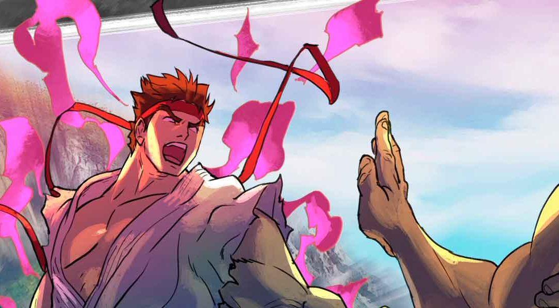Street Fighter V – Detalles de la historia y una expansión cinemática gratuita