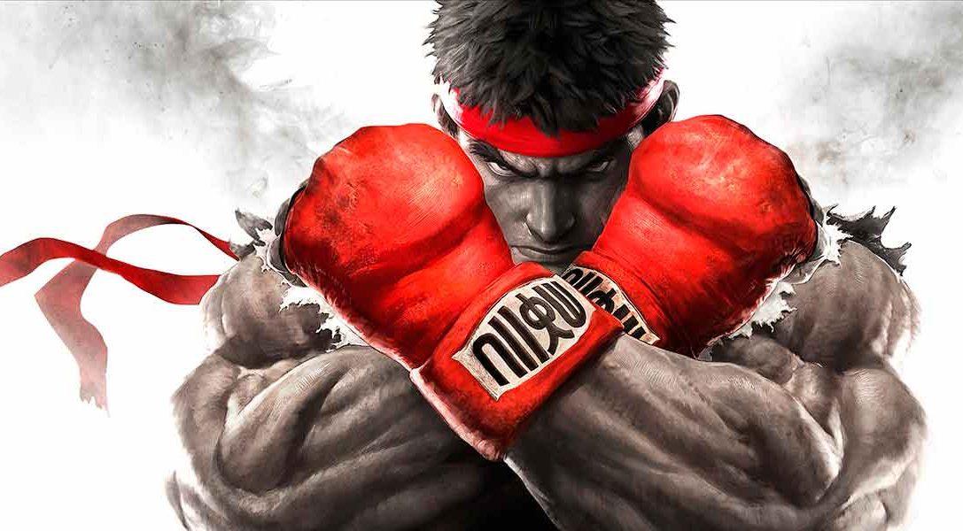 Habrá un pack de PS4 con Street Fighter V