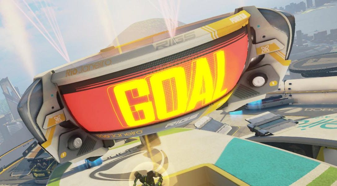 Greg Miller muestra RIGS Mechanized Combat League en un nuevo vídeo