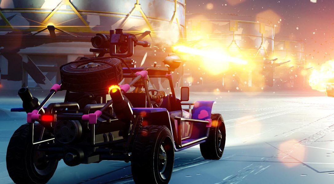 Lo último en PlayStation Store – Amplitude, Hardware: Rivals, la beta de World of Tanks y más