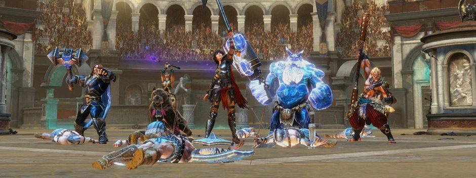 Smite: Battleground of the Gods, el fenómeno MOBA, llegará pronto a PS4