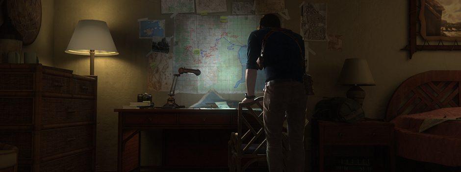 Descubre el nuevo tráiler de la historia de Uncharted 4: El Desenlace del Ladrón