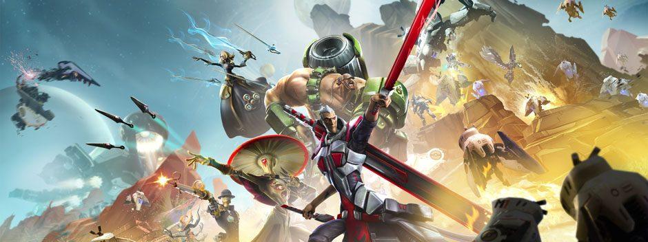Os presentamos a Alani, nuevo personaje gratuito para Battleborn en PS4