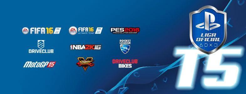 Comienza la Temporada 5 de la Liga Oficial PlayStation