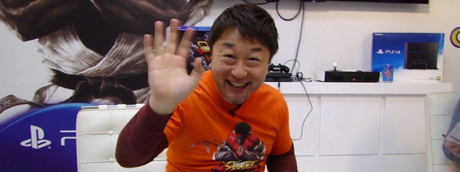 Entrevista con Yoshinori Ono