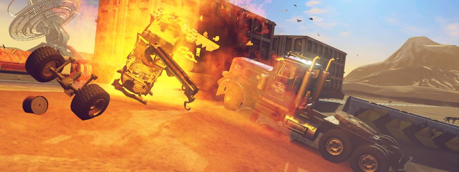 Anunciado Carmageddon: Max Damage para PS4