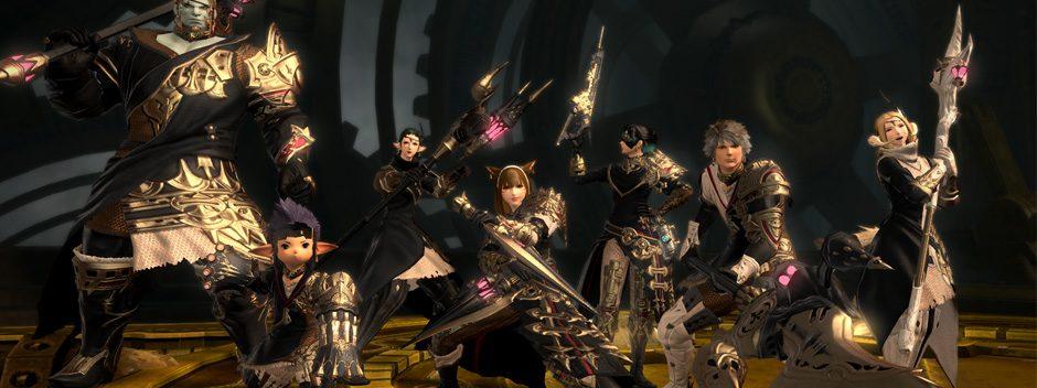 La actualización 3.2 de Final Fantasy XIV llega hoy con nuevas funciones