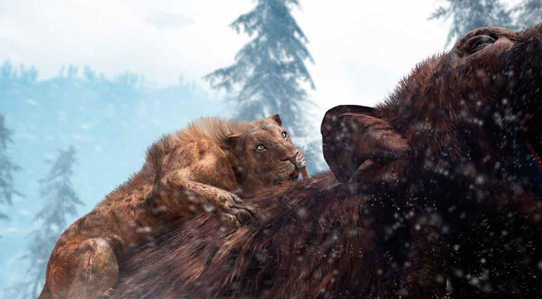 Por qué Far Cry Primal explora nuevos territorios en la saga FPS de Ubisoft