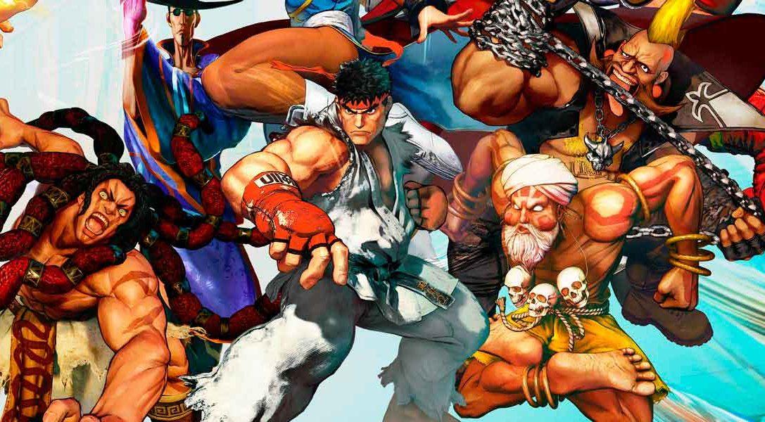 11 consejos de expertos para salir airoso de la primera semana con Street Fighter V