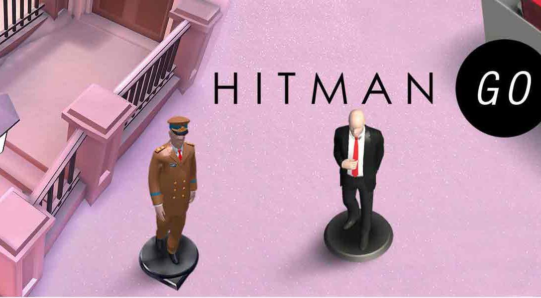 Hitman GO: Definitive Edition llega este mes a PS4 y PS Vita