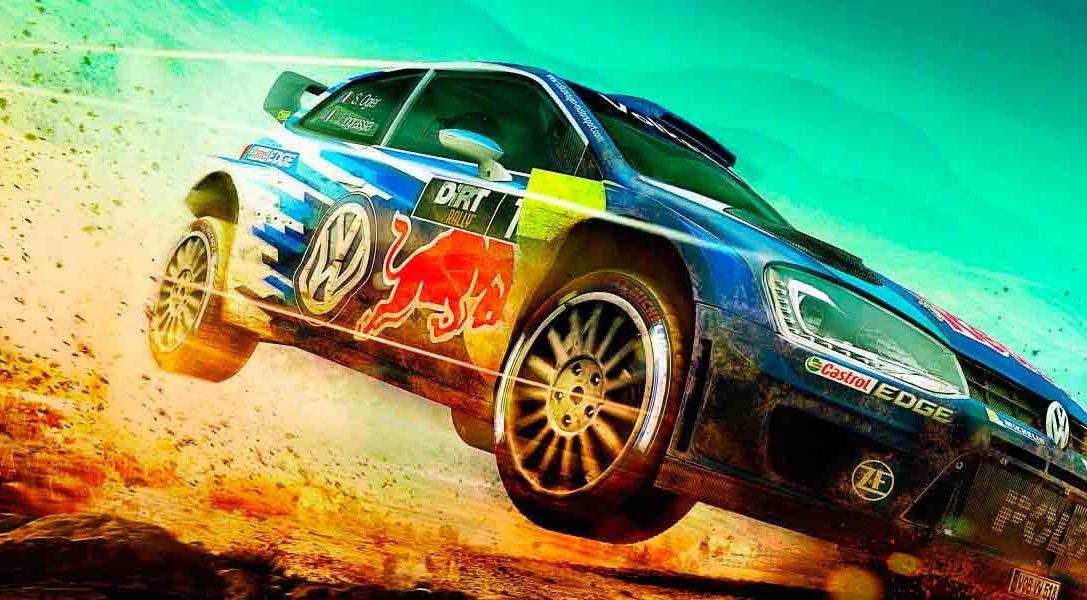 DiRT Rally – 10 cosas que probablemente no sabéis de este juego