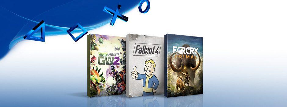 Consigue 15 € en PS Store por cada recarga de 100 €