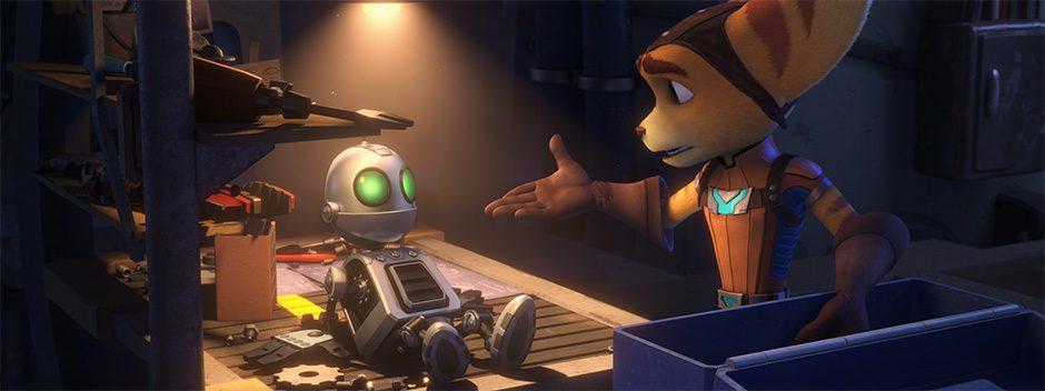 Ir a ver Ratchet & Clank: La Película tiene premio