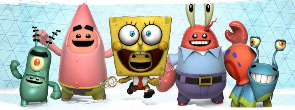 LittleBigPlanet 3 da la bienvenida al DLC de Bob Esponja esta semana