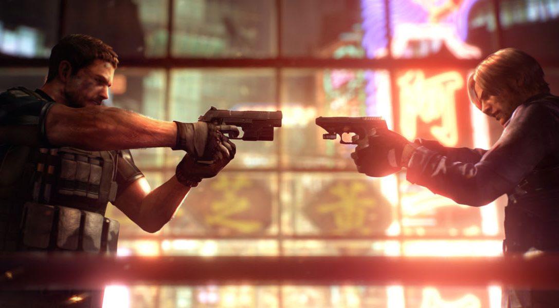 Lo último en PS Store – Resident Evil 6, MLB The Show 16 y más