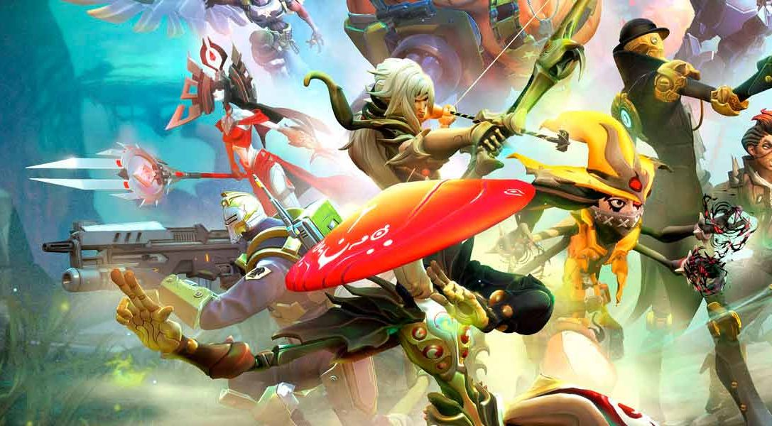La beta abierta de Battleborn llega el 8 de abril para PS4