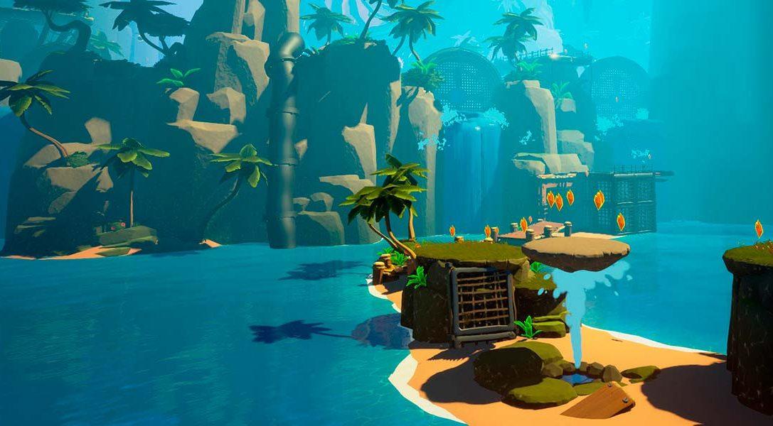 El plataformas de acción Skylar & Plux: Adventure on Clover Island llega a PS4