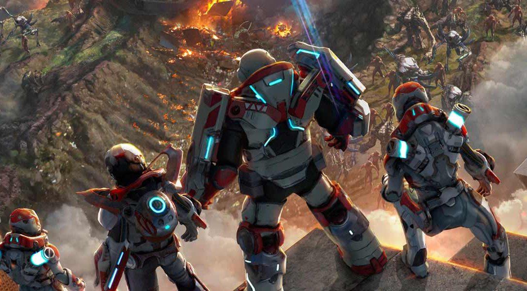 Alienation llegará el próximo 26 de abril a PS4