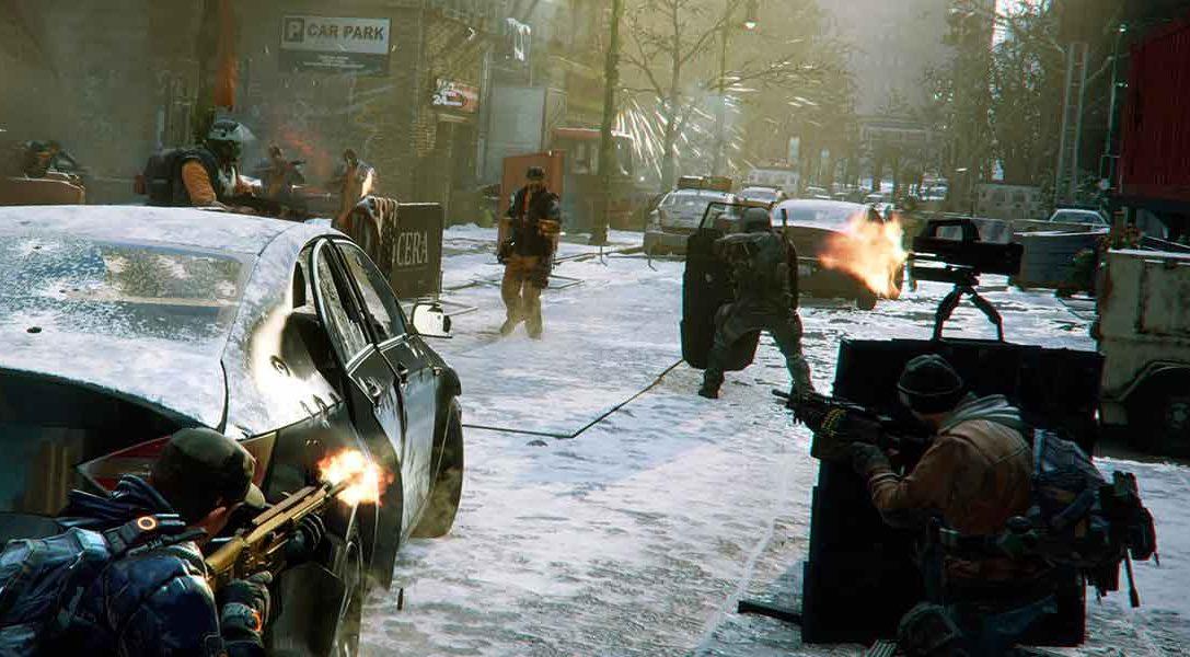 Todo lo que necesitas saber sobre The Division: mañana en PS4
