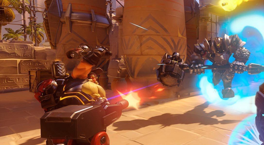 El shooter por equipos multijugador, Overwatch, se lanza el 24 de mayo